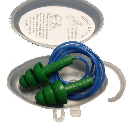 Protetor plug copolímero