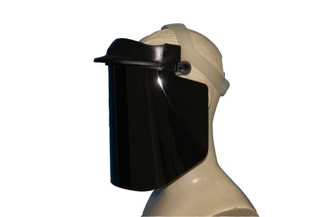 Protetor de policarbonato
