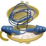 Protetor auricular tipo plug de silicone