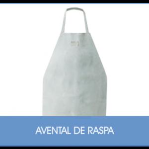 AVENTAL DE RASPA